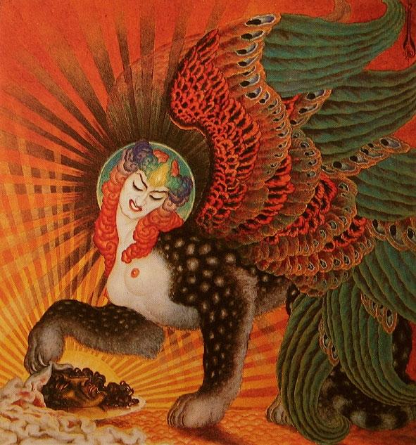 47 - La Esfinge de Salomé - 1928