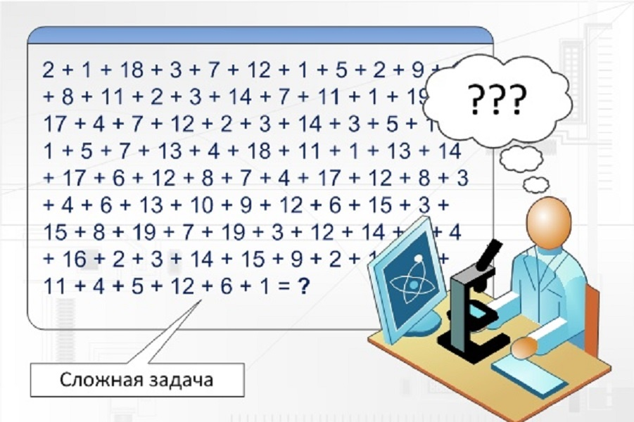 Чему научили. 65 лет математики