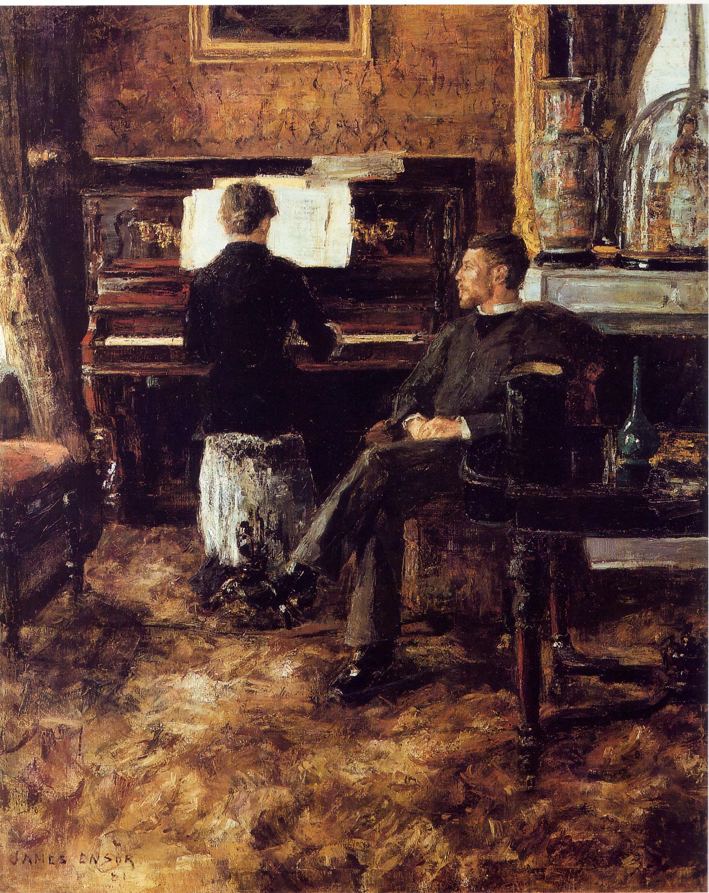 Живопись_James-Ensor_Russian-Music.-1881.jpg