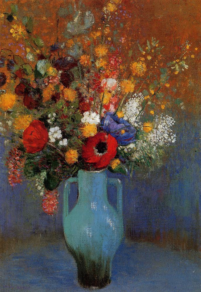 Живопись_Одилон-Редон_Bouquet-of-Wild-Flowers-1900.jpg