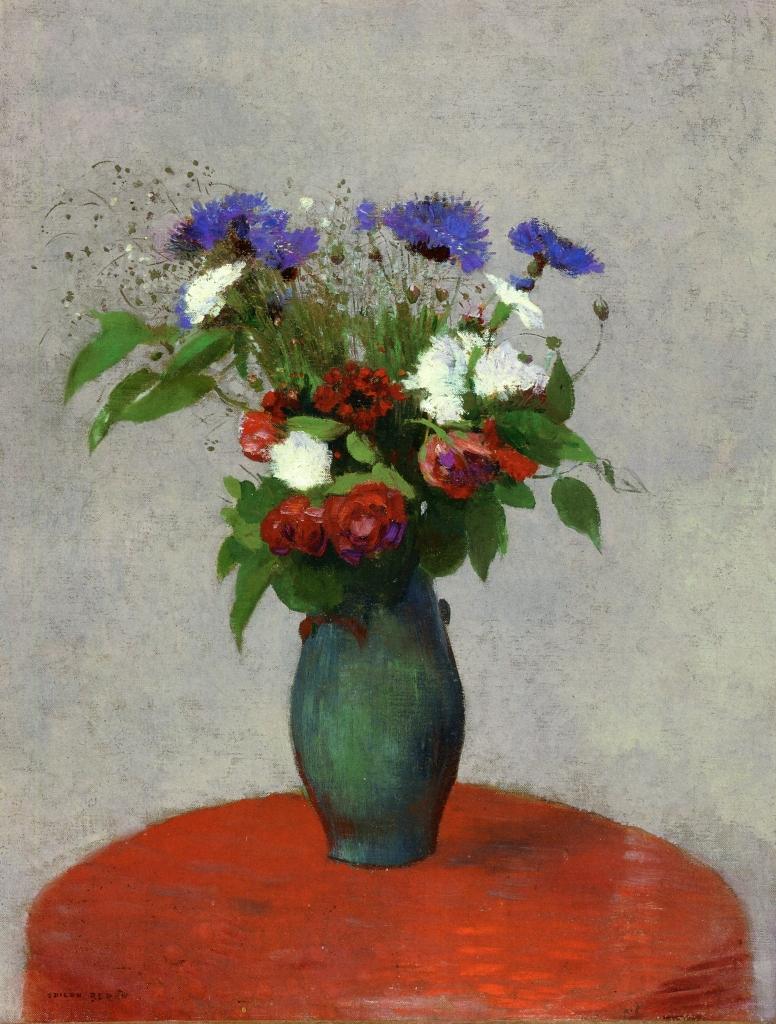 Живопись_Одилон-Редон_Vase-of-Flowers-on-a-Red-Tablecloth-1900.jpg