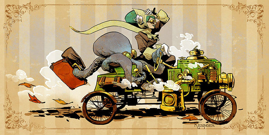 octopus-otto-and-victoria-steampunk-illustrations-brian-kesinger-2-59438b4d1914d__880.jpg