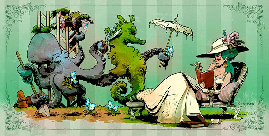 octopus-otto-and-victoria-steampunk-illustrations-brian-kesinger-23-59438b795f8c0__880.jpg