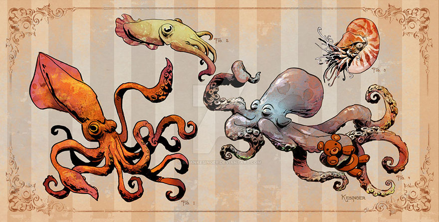 octopus-otto-and-victoria-steampunk-illustrations-brian-kesinger-31-59438b8c59c55__880.jpg