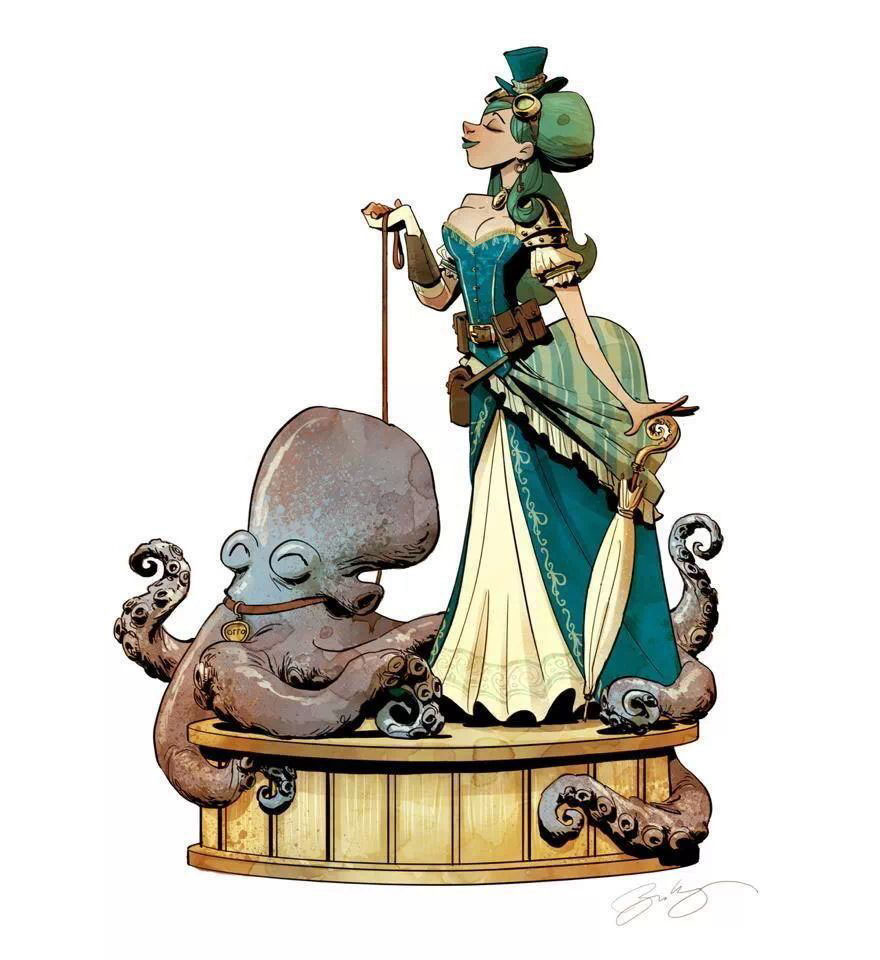 octopus-otto-and-victoria-steampunk-illustrations-brian-kesinger-43-59438baa1af35__880.jpg
