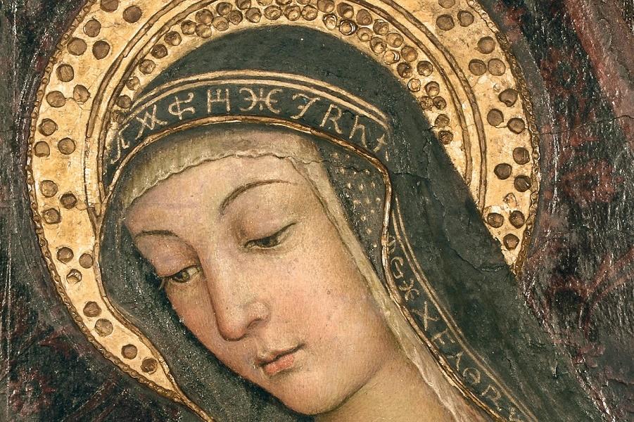 Нежная Мадонна, девственница с единорогом – портреты любовницы Папы
