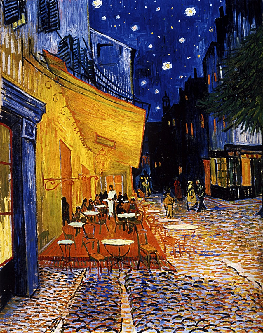 95  The Cafe Terrace on the Place du Forum, Arles, at Night (1).jpg