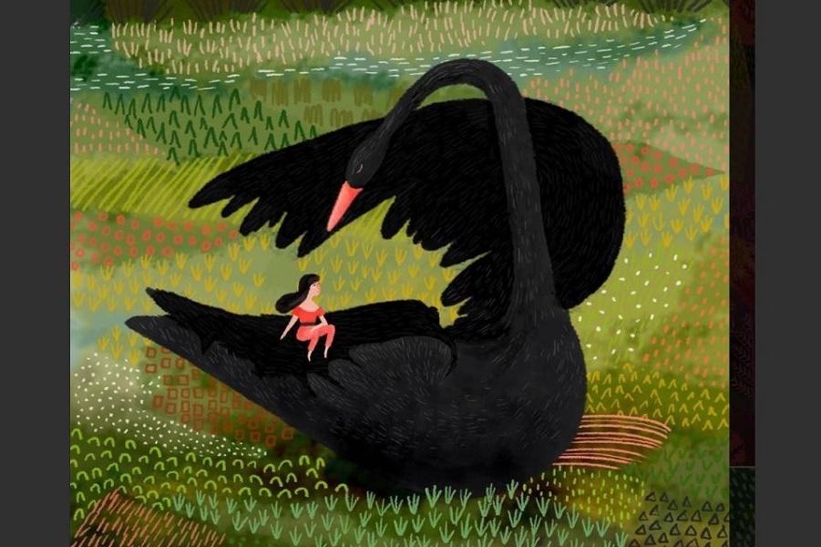 Мечты о лете - иллюстрации Джейн Ньюленд