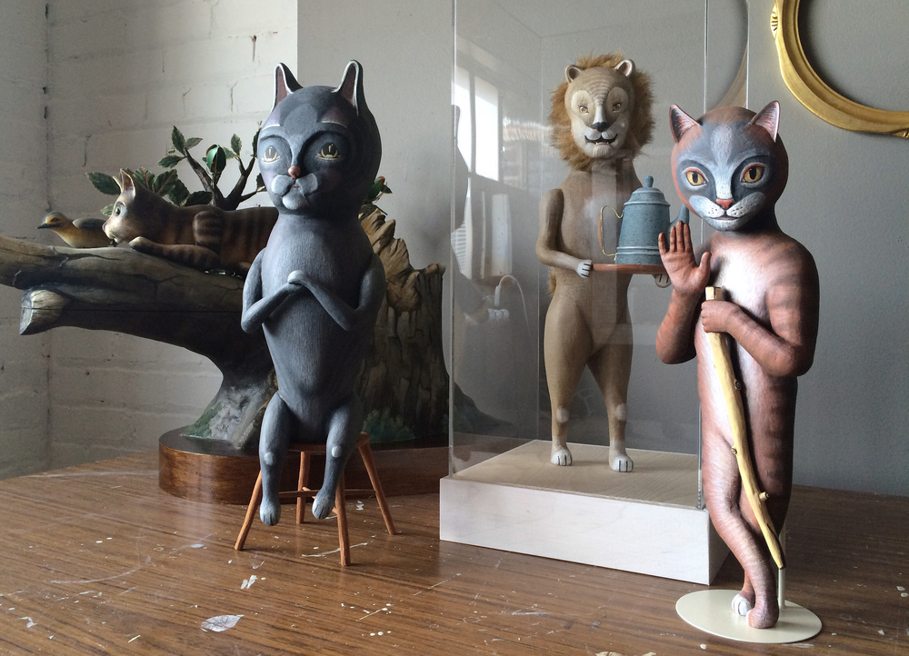 cats+and+lion+by+Ann+Wood+%2F+Dean+Lucker.jpg