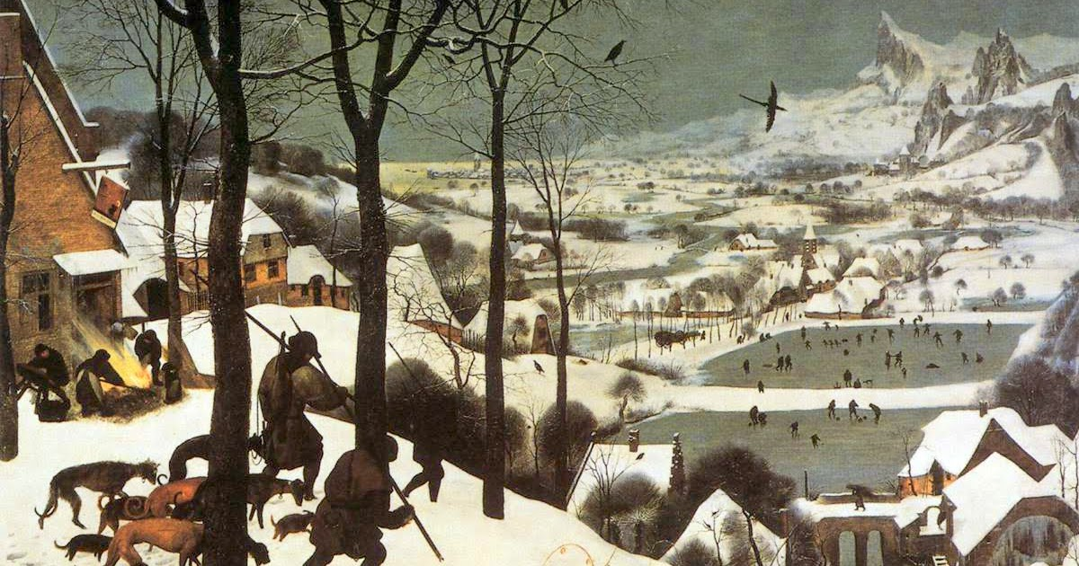 Pieter Bruegel The Hunters in the snow 1565.jpg