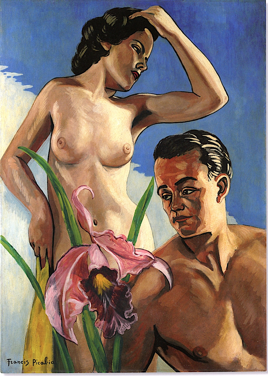Живопись_Франсис-Пикабиа_Adam-and-Eve-1941-43.jpg