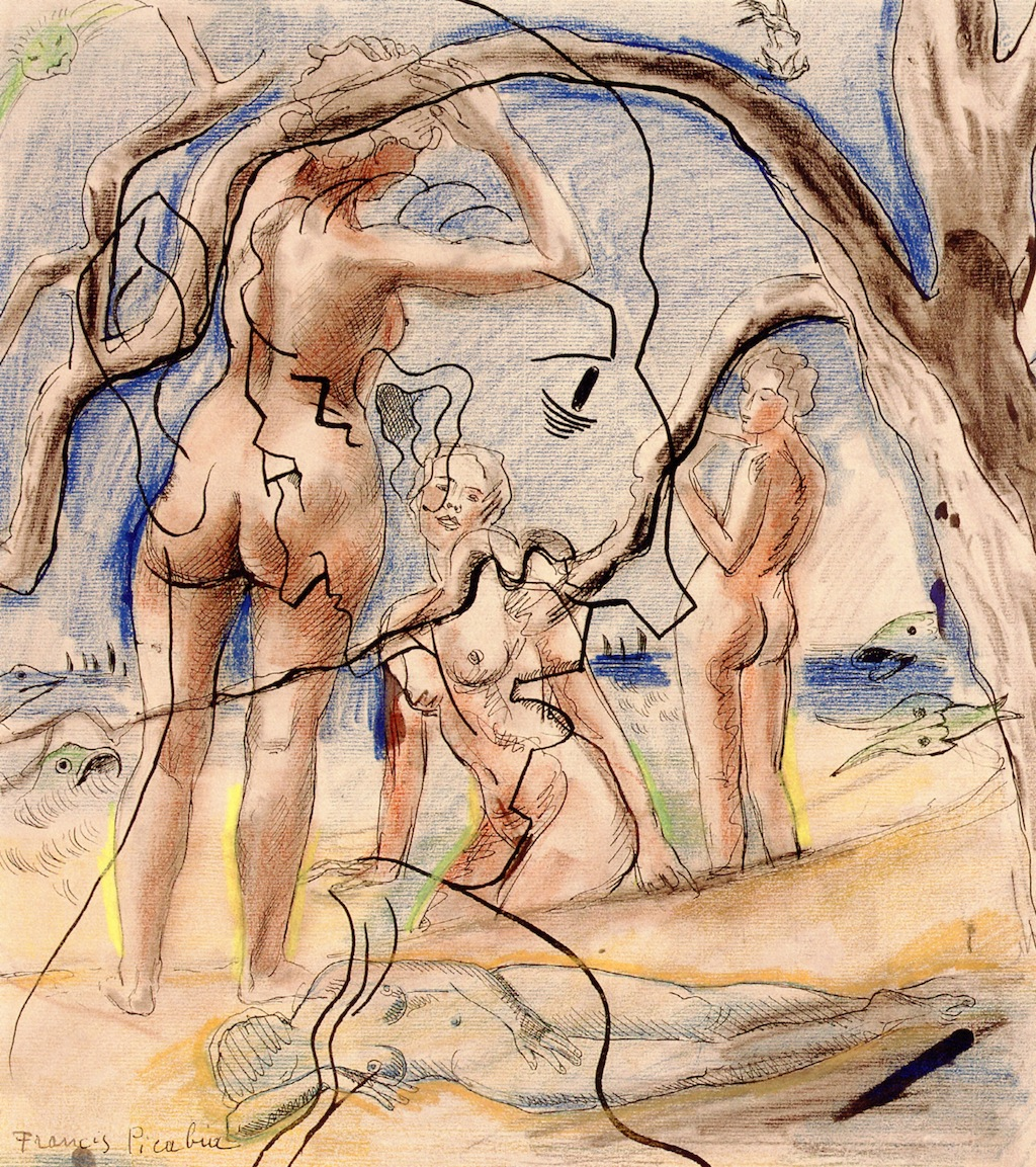 Живопись_Франсис-Пикабиа_Bathers-1929.jpg