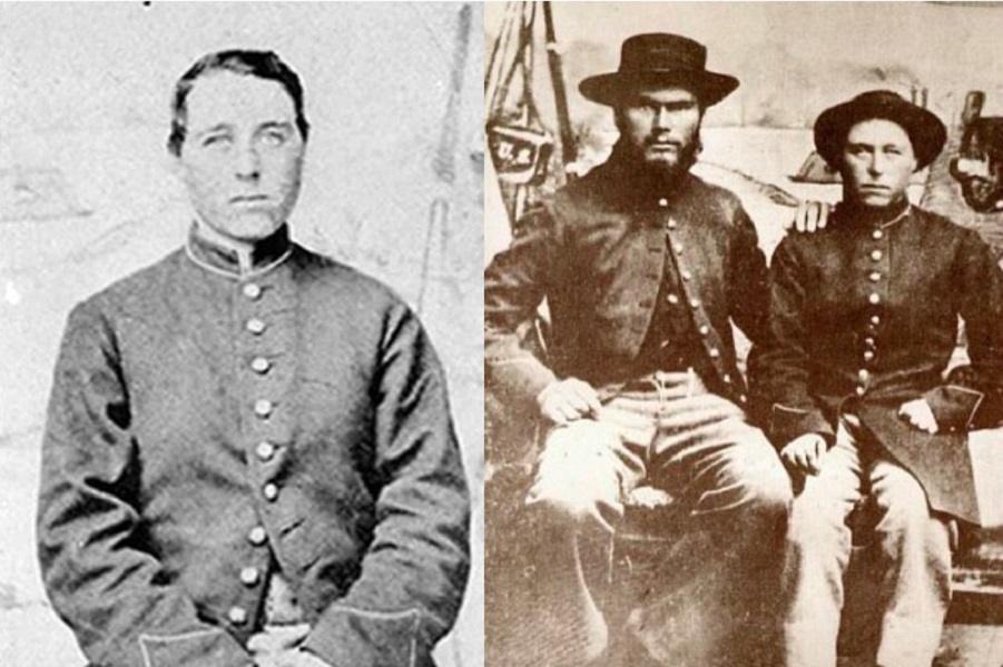 Трансгендеры - солдаты американской гражданской войны