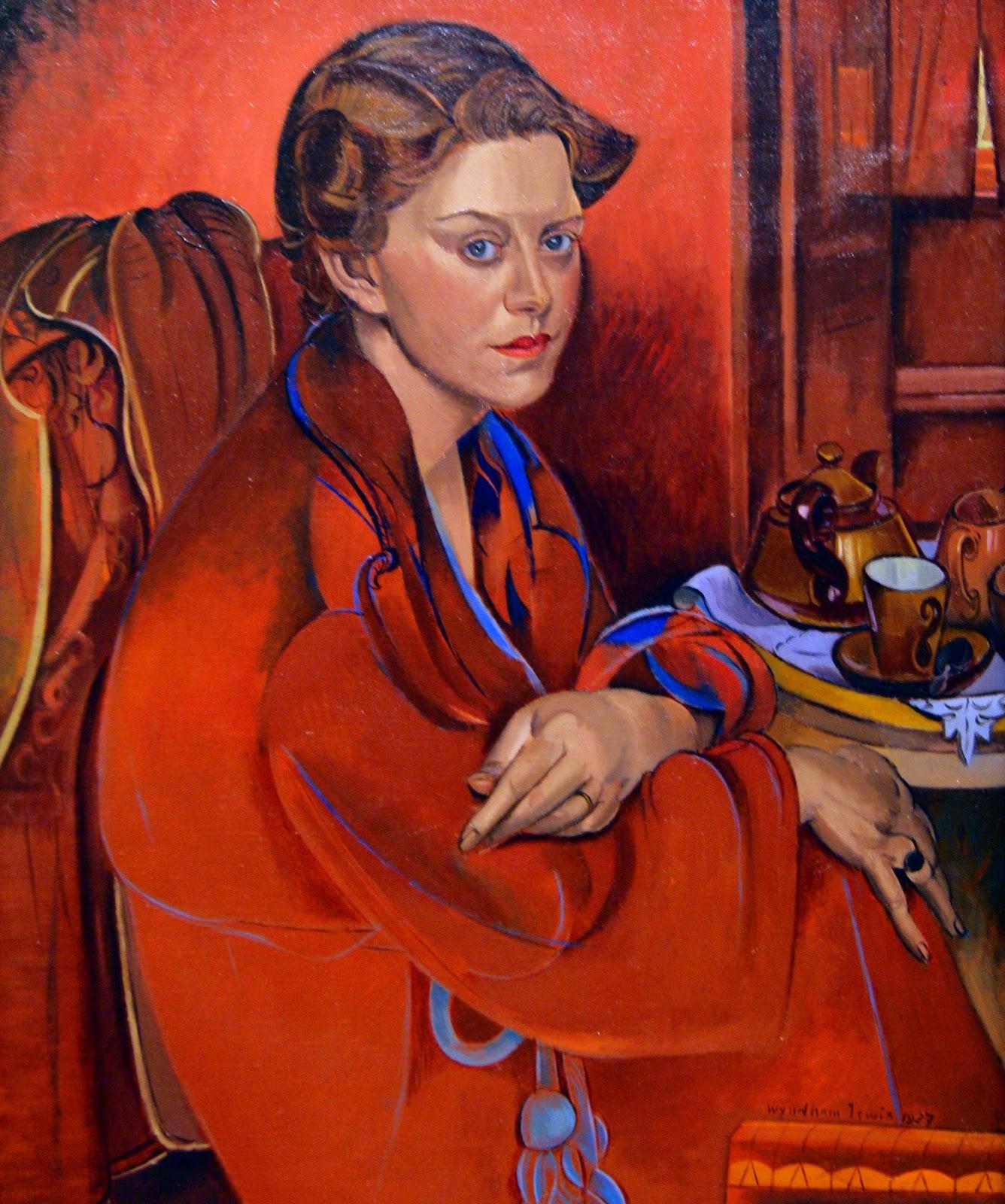 Wyndham Lewis Froanna Lewis, 1937 (4).jpg