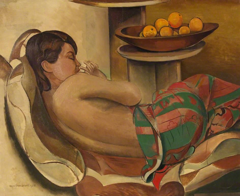 Wyndham Lewis Mexican Shawl, 1938.jpg