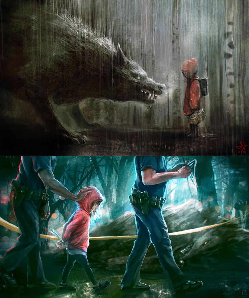 art-красная-шапочка-волк-полиция-524522.jpeg