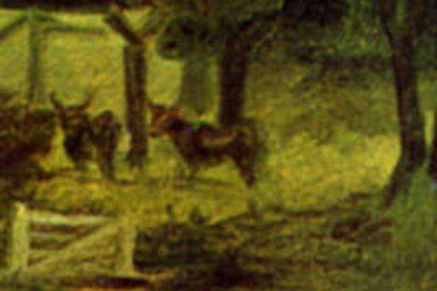 Картина Гейнсборо содержит «скрытые пенисы» - можете ли вы их заметить? PAY-Painting.jpg