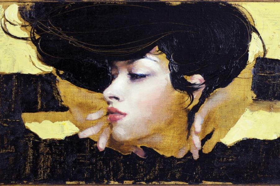 Сияющие красивые картины Дж. Луи