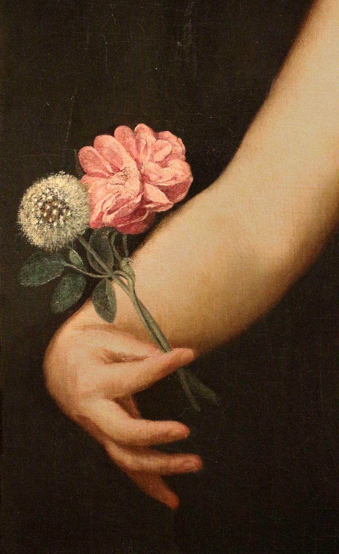 Guido_cagnacci,_allegoria_dle_tempo_(la_vita_umana),_1650_ca._02_rosa_e_soffione.jpg