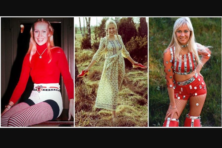 Шведская блондинка - сердечная боль мужчин 70-х