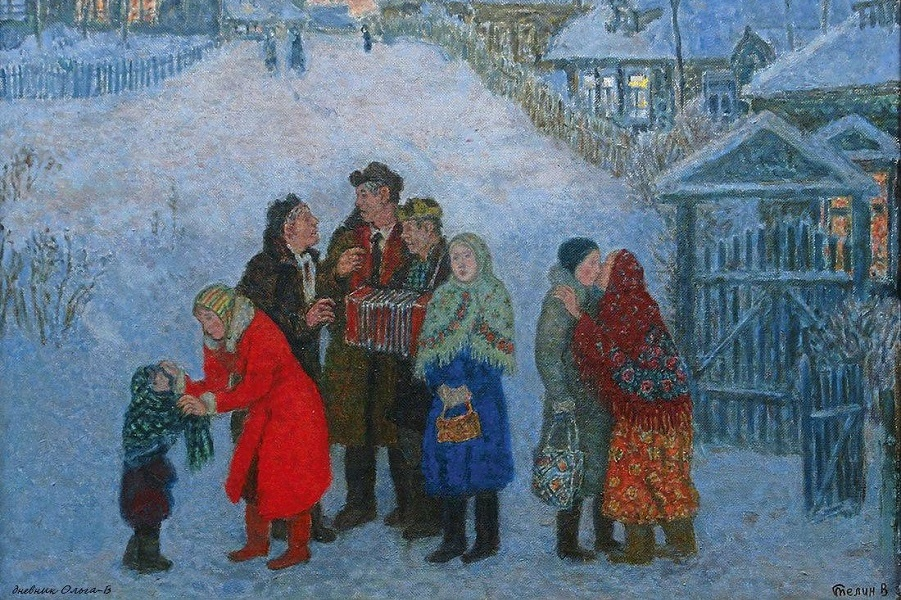 Добрые люди Владимира Телина