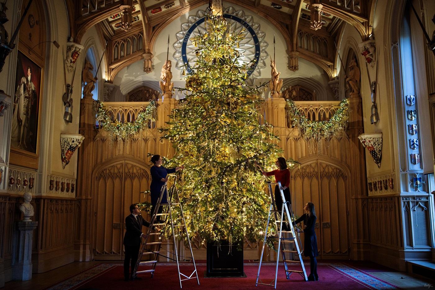 Рождественские традиции королевской семьи