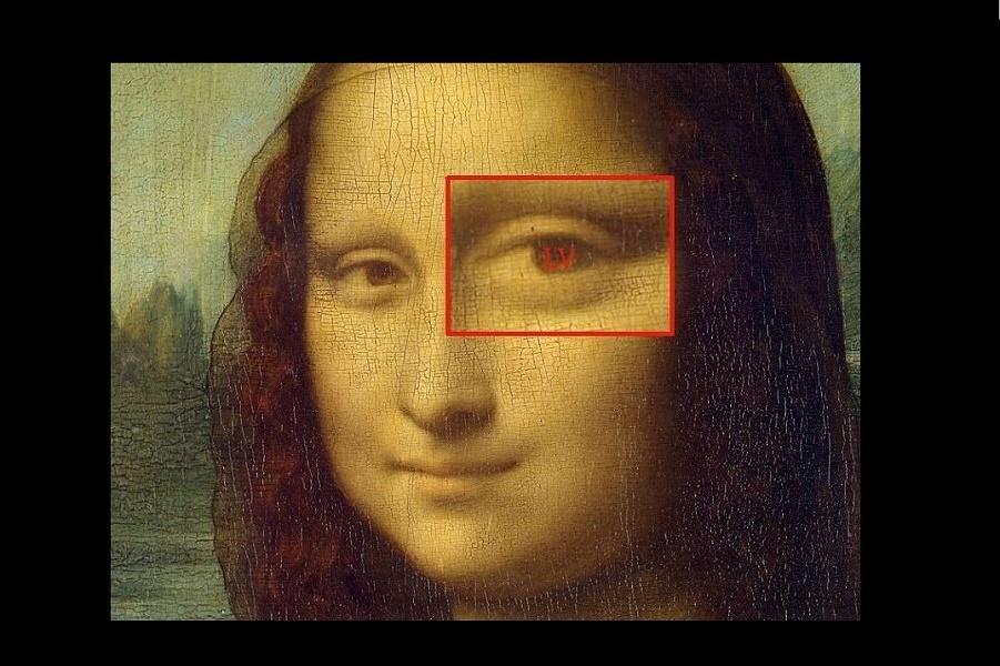 От секретных знаков Моны Лизы до скрытого лица Дюшана: 4 теории заговора