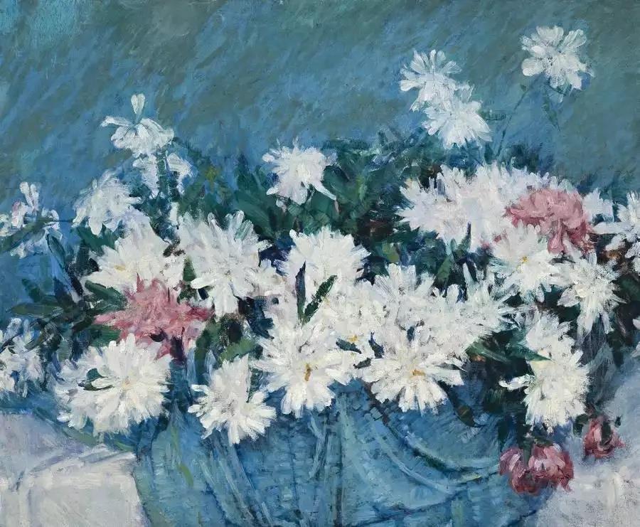 Живопись_Джон-Питер-Рассел_White-Peonies-1886-88.jpg