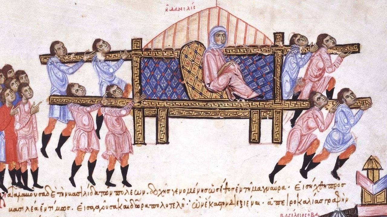 Евнухи использовались для сексуальных