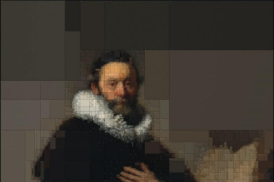 Цветовая палитра исторической живописи