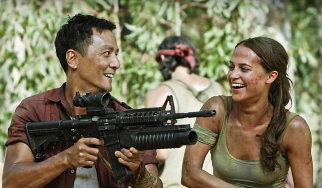 Она вернулась! Лара Крофт 2.0 Крофт, Джоли, основан, сиськи, такое, сисек, актриса, «Tomb, похожа, перезапуске, Викандер, грати, люблю, якись, персонажа, одного, играет, постоянно, кажется, фільм