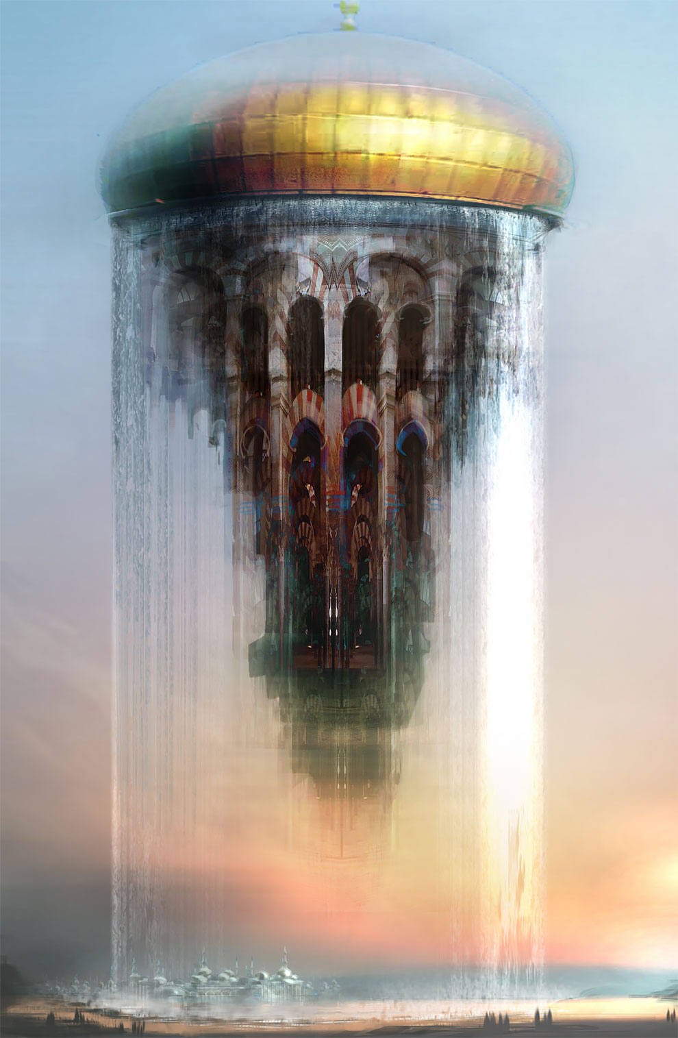Обрывки неба: Эпические истории дистопии Даниэля Доциу Daniel, многих, Amazon, директор, теперь, Coast, Wizards, Microsoft, Games, числе, компаний, работал, Dociu, Guild, серией, работающей, время, настоящее, индустрии, игровой