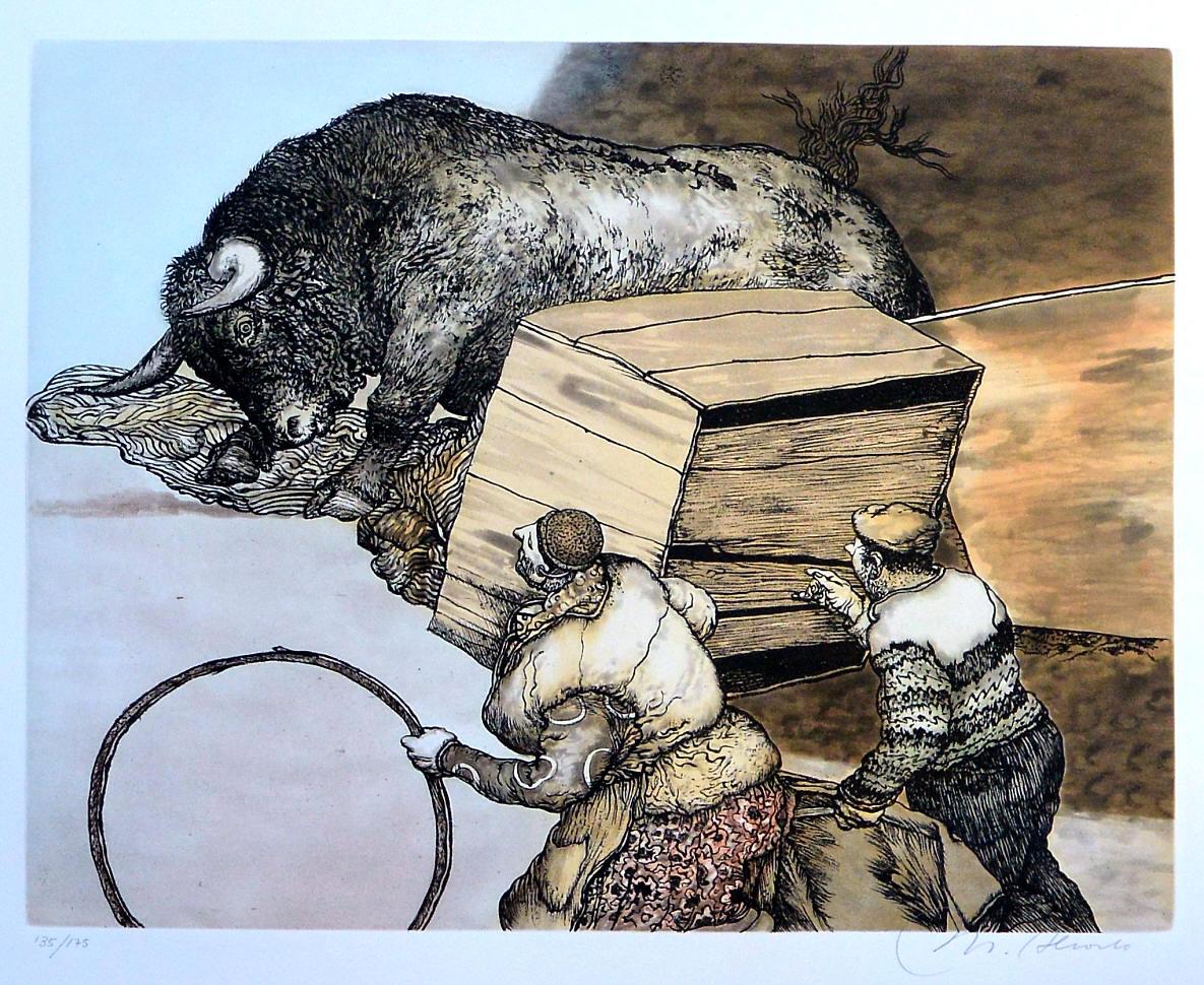 Alcorlo-Manuel-El-payaso-del-cajón-grabado-aguafuerte-aguatinta-color-edición-175-ejemplares-numerado-y-firmado-a-lápiz-plancha-34x4350-cms.-y-papel-51x62-cms.-7.jpg