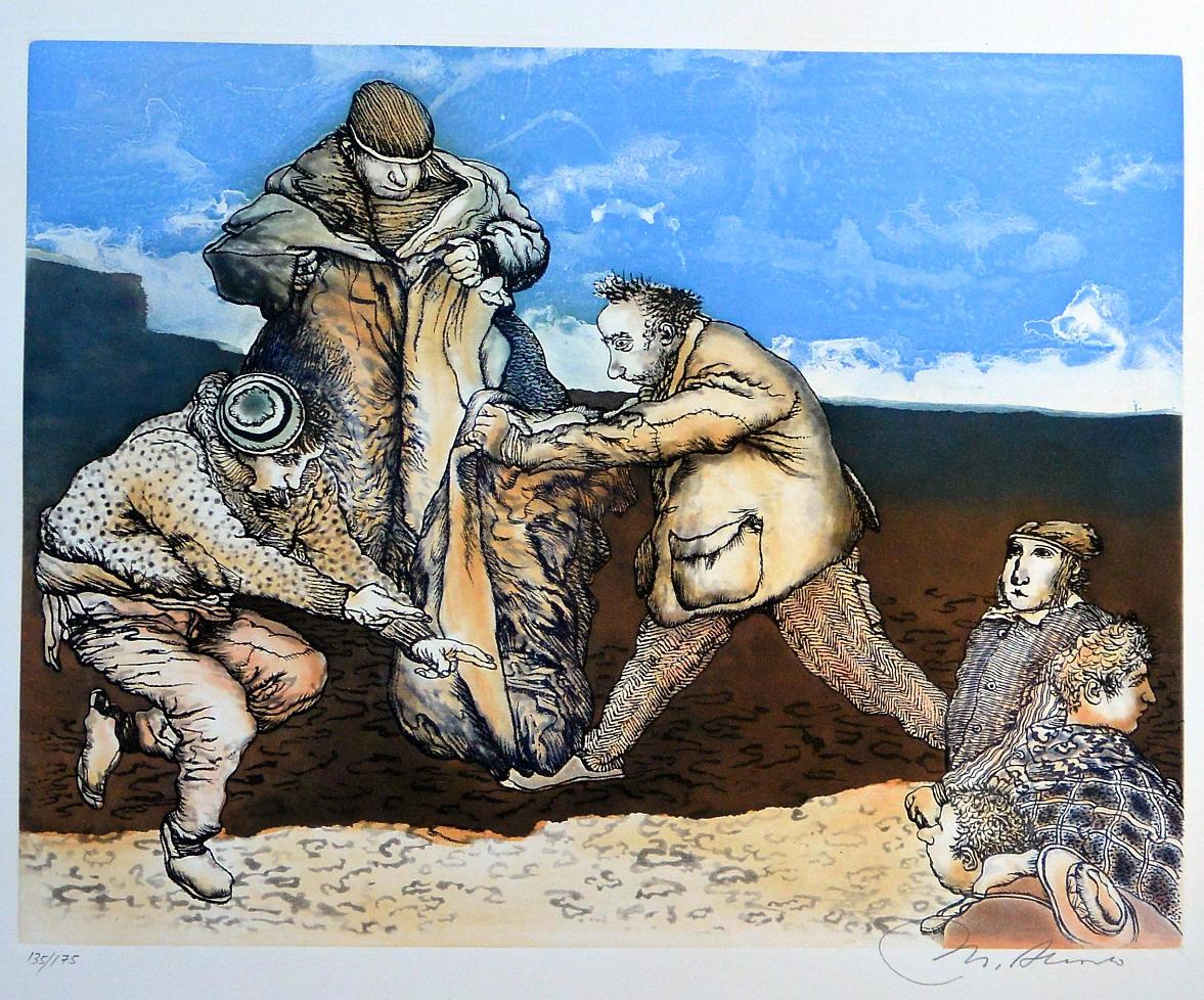 Alcorlo-Manuel-Imitando-al-toro-grabado-aguafuerte-aguatinta-color-edición-175-ejemplares-numerado-y-firmado-a-lápiz-plancha-34x4350-cms.-y-papel-51x62-cms.-1.jpg