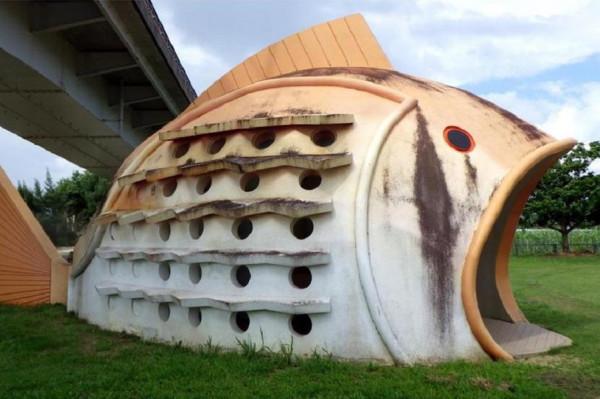 Общественные туалеты на Окинава