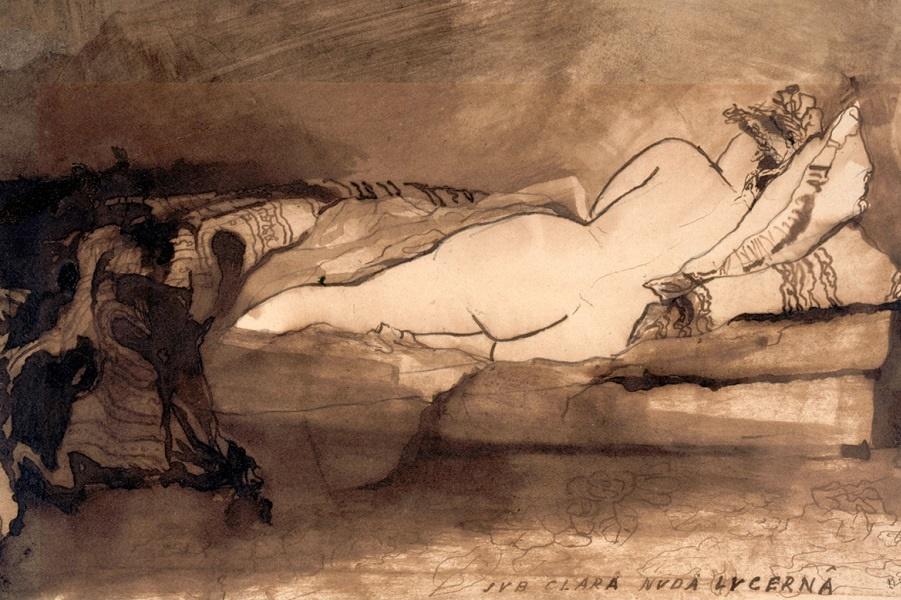 Тёмный романтик Виктор Гюго