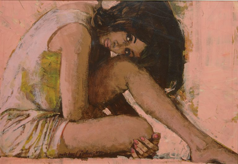 Michael-Johnson_Pink-Woman_c1962_casein-tempera-on-board_copyright-Lever-Gallery_cropped-768x529.jpg