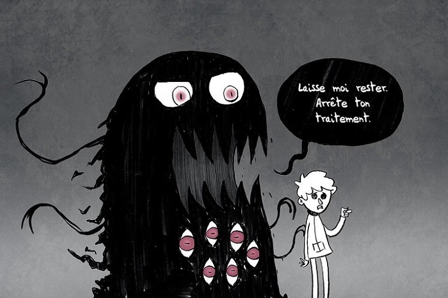Демоны не живут под половицами