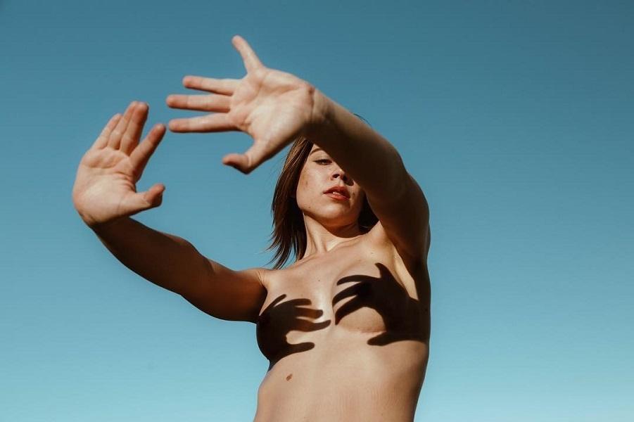 Концептуальная фотография и портреты Марины Чой