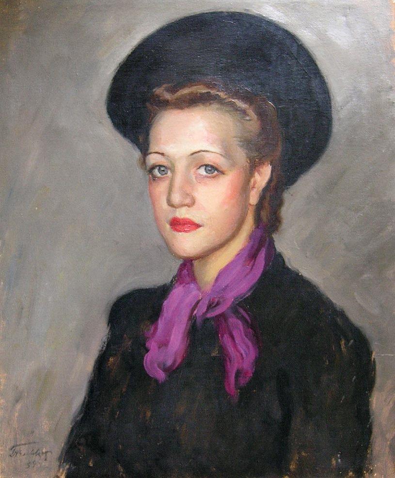 Portrait de femme)_60 х 50.jpg