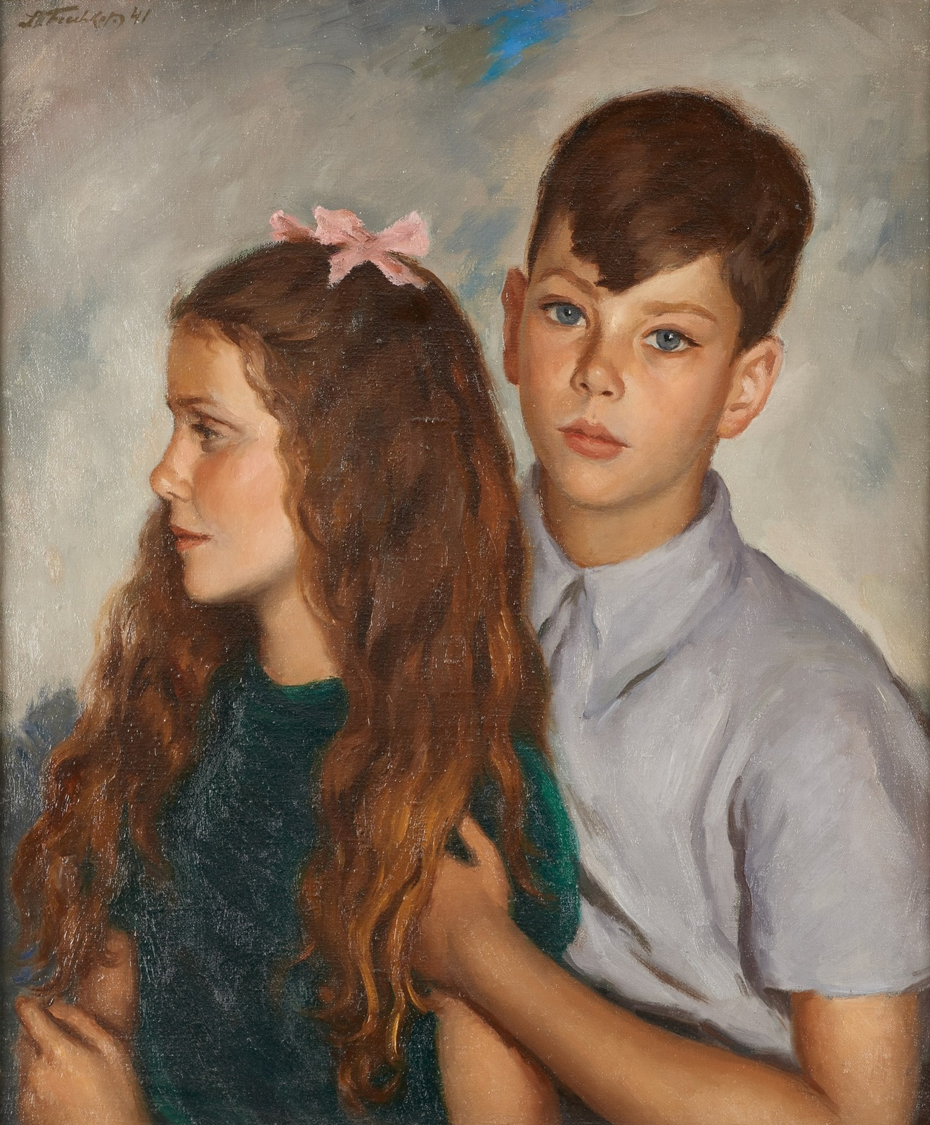 Portrait of brother and sister)_65 х 54.jpg