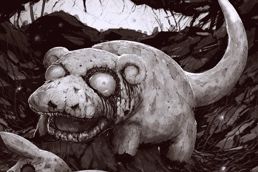 Реймаггинские персонажи Покемонов с кошмарными результатами