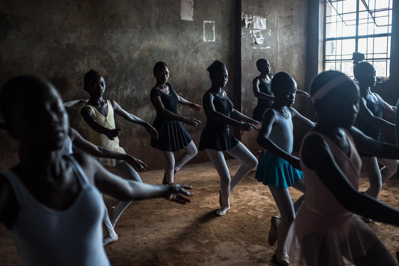 Slum Ballet