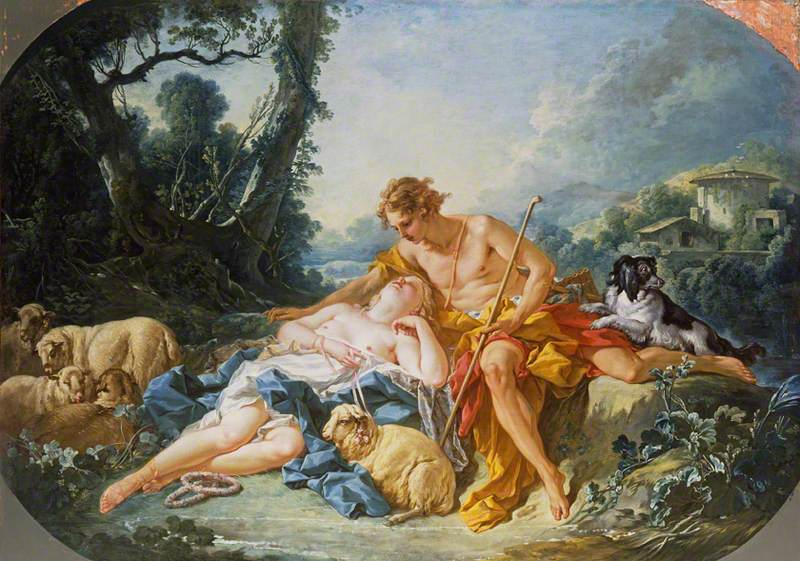 Daphnis and Chloe