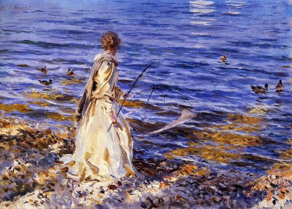 Sargent_John_Singer_Girl_Fishing