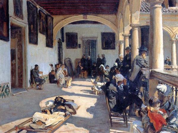 Sargent_John_Singer_Hospital_at_Granada