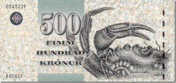 Крона Фарерских островов