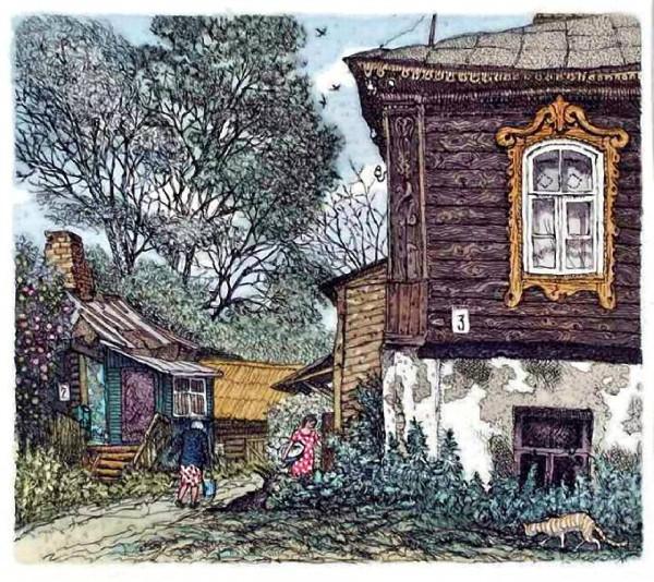 Поповский дом