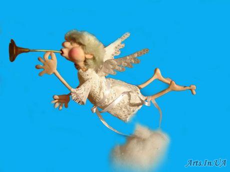 Ангел трубящий