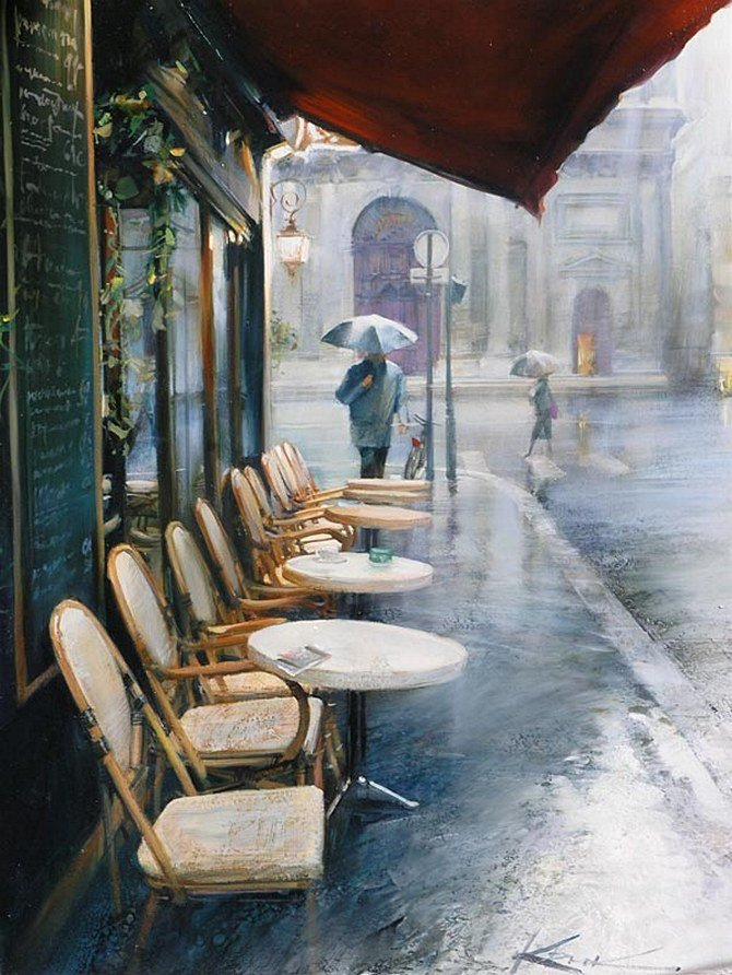 Cafe Rue St. Antoine